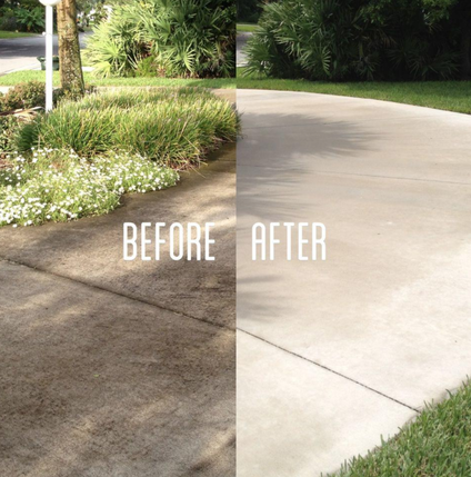 Power Washing Service in Jacksonville
